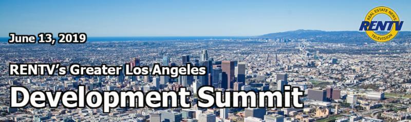 RENTV's Greater Los Angeles Development Summit