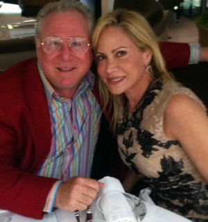Bob Sonnenblick and his wife Pamela celebrated their 23rd anniversary this past weekend at the Hotel Bel-Air