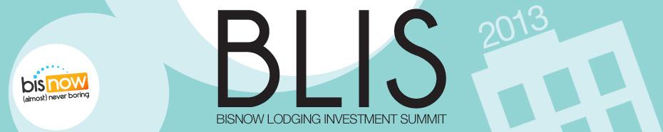 BLIS 2013