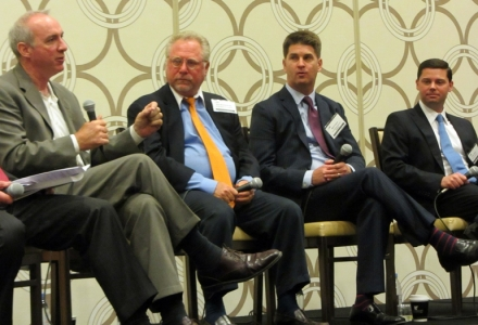 we asked what top market experts liked best at Bisnow's Construction & Development Summit last week.