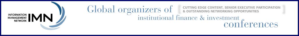 The Borrowers' Forum on Non-Bank Real Estate Finance & Subordinate Debt - September 9-10, 2013 - Santa Monica, CA