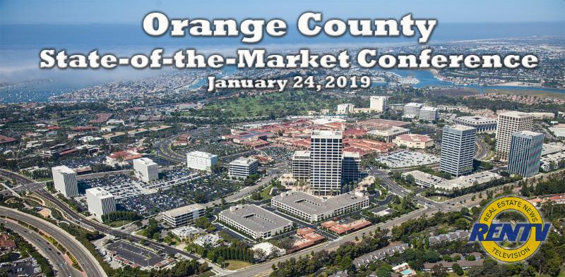 RENTV's Orange County State of the Market Conference Jan 24th 2019