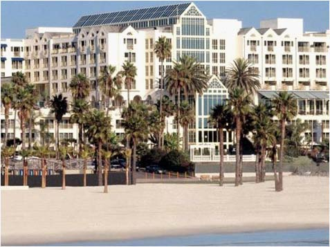 THE LOEWS SANTA MONICA HOTEL