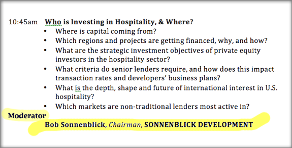 Bob Sonnenblick will be Moderating this panel at iGlobal